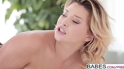 Babes - Black is Better - Full-Body Massage starring Anna Polina and Franco Roccoforte clip